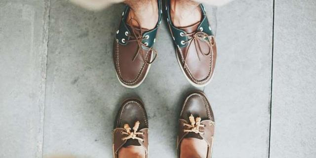 Đừng đi giày mà không mang tất! - 1