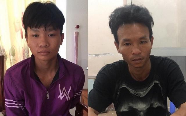 2 nghi phạm, Phú - Vũ
