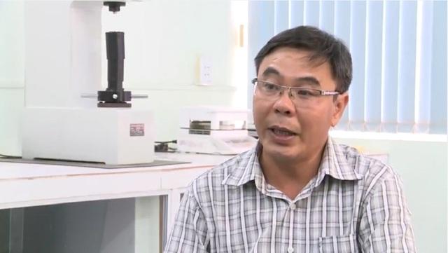 Thạc sĩ Phạm Tuấn Nhi- Tác giả giải pháp công nghệ làm gạch không nung từ đất sét