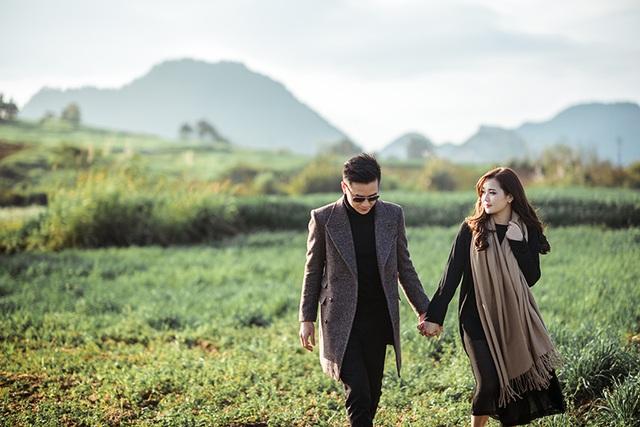 """""""Hot girl dân tộc"""" Thu Hương được cầu hôn ở… nghĩa địa - 10"""