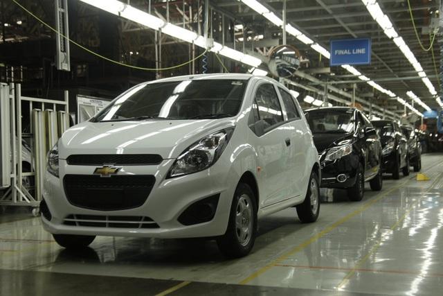 Chevrolet rút khỏi thị trường Ấn Độ và Nam Phi - 1