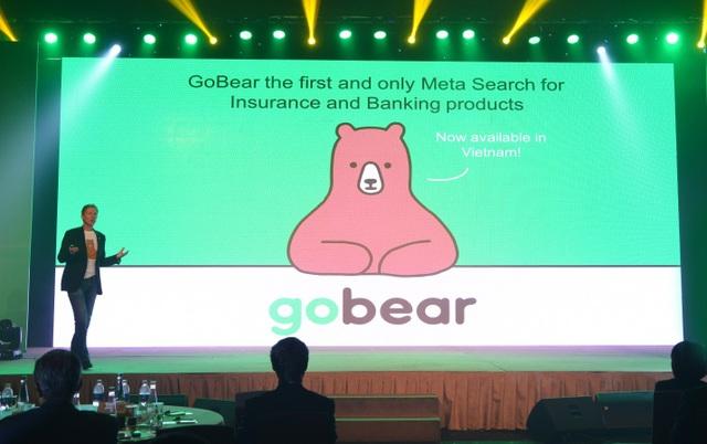 Chỉ sau một năm hoạt động, website của GoBear Việt Nam đã thu hút gần 1 triệu lượt truy cập.