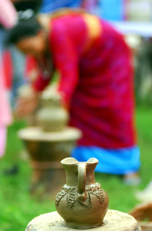 Làng gốm cổ nhất Đông Nam Á đứng trước nguy cơ tàn lụi - 3