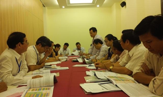Các nhà giáo tham gia góp ý Dự thảo Chương trình giáo dục phổ thông tổng thể