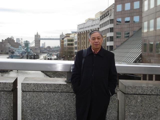 GS Hà Huy Khoái (ảnh: NVCC)