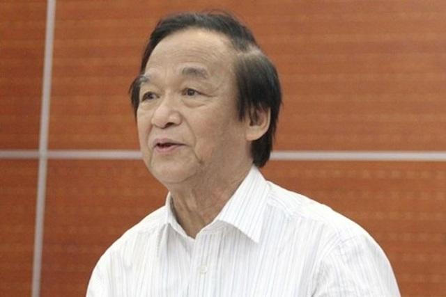 Giáo sư Nguyễn Lân Dũng.