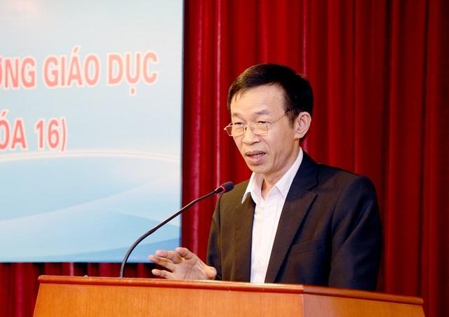 GS.TS Nguyễn Văn Minh