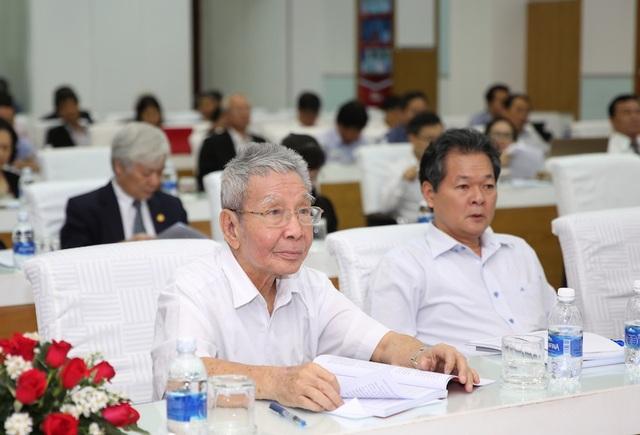 GS Phạm Phụ tại hội thảo Hoàn thiện chính sách, pháp luật về tự chủ ĐH 