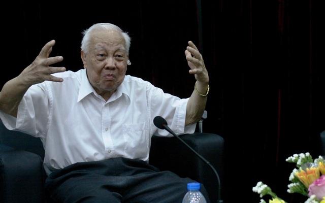 GS.VS Nguyễn Văn Hiệu chia sẻ về lịch sử phát triển khoa học vũ trụ Việt Nam.