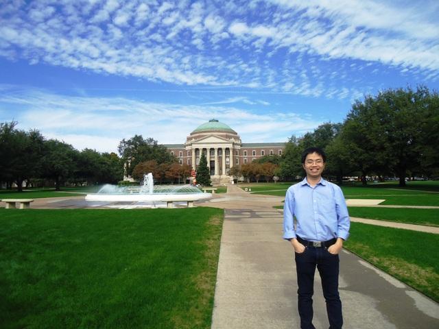 TS. Vũ Thái Luân (Giáo sư thỉnh giảng tại ĐH Southern Methodist, Mỹ) – Đồng tác giả chính công trình nghiên cứu tạo bước tiến mới trong kỹ thuật làm phim hoạt hình 3D bằng nền tảng Toán học.