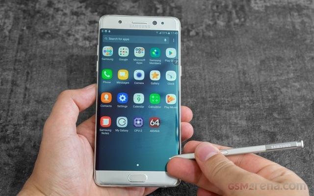 Galaxy Note 8 sẽ tích hợp trí tuệ nhân tạo, camera 30 MP - 4