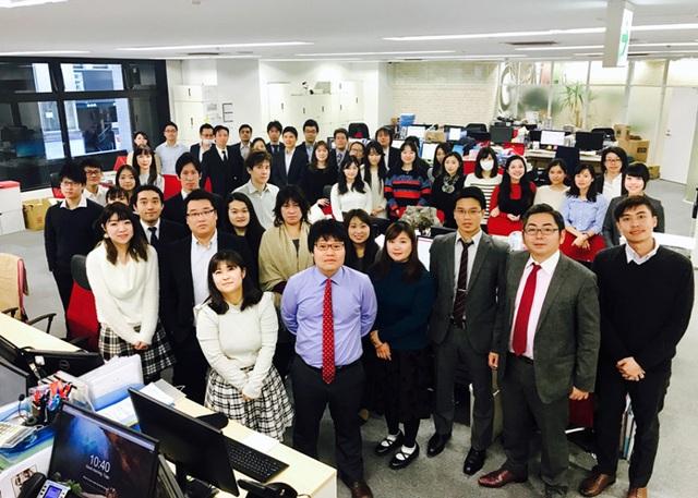 100% DHS của GTN kỳ tháng 4/2016 đã có công việc ổn định tại Nhật - 2