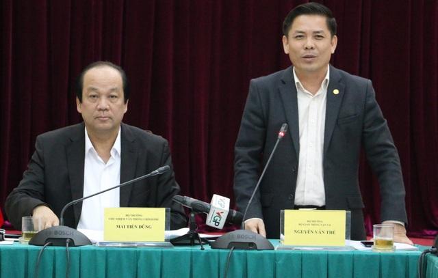 Bộ trưởng GTVT Nguyễn Văn Thể khẳng định sẽ tổng rà soát lại các nghị định, Thông tư, bãi bỏ các quy định không cần thiết, gây khó khăn cho doanh nghiệp