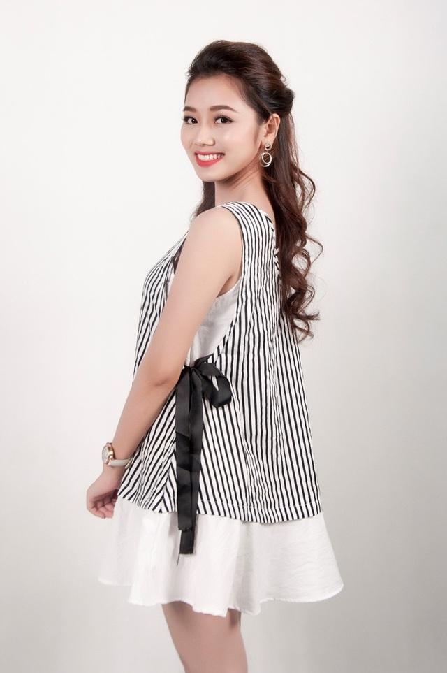 Nguyễn Thị Lý (sinh năm 1995): Sinh viên CĐ Du lịch Hà Nội. Cô từng giành giải Người đẹp Tài năng cuộc thi Người đẹp Kinh Bắc 2017, giải Nhất cuộc thi Người đẹp Đền Bạch Mã 2012.