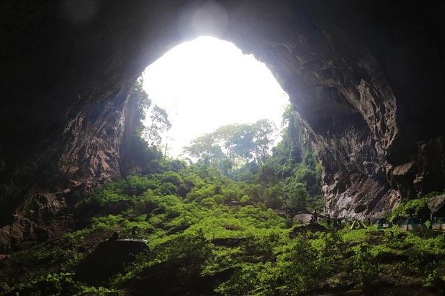 """Đưa 3 hang động ở """"vương quốc hang động"""" Phong Nha vào khai thác - 7"""
