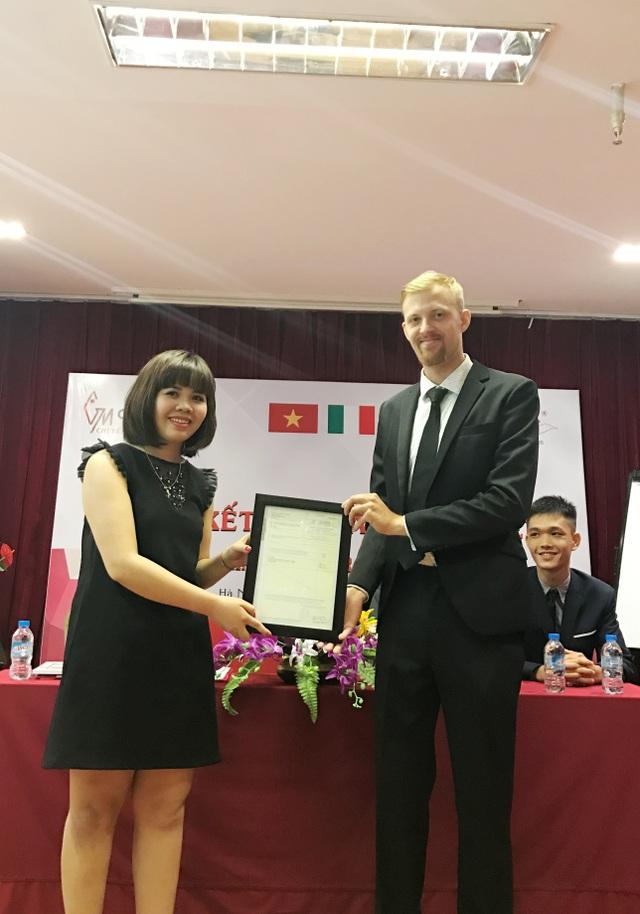 Gia Minh Group trở thành đại lý chính thức phân phối sản phẩm Napoliz tại Việt Nam