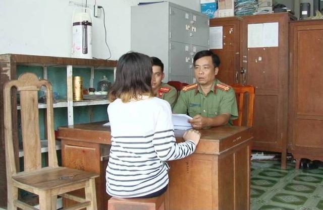 Thiếu nữ 15 quê tại huyện Châu Thành, tỉnh Đồng Tháp khai nhận với cơ quan điều tra, mục đích tung tin không chính xác trên trang cá nhân để câu like