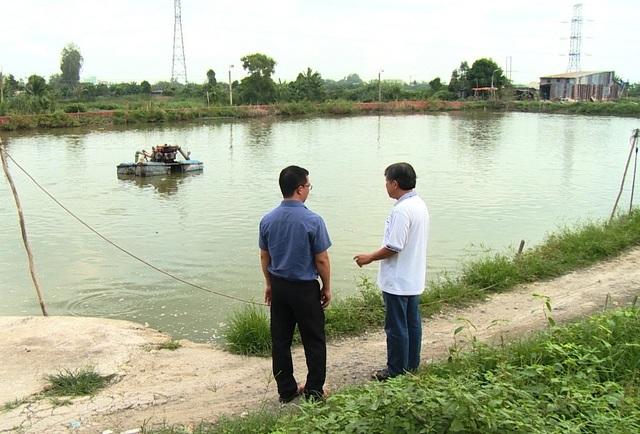 Hiện các nông dân chỉ chờ Ngân hàng Nhà nước Việt Nam phê duyệt phương án như Tổ xử lý nợ đưa ra trong buổi họp hôm nay là các hộ dân bị nợ ngân hàng (giá trị giao cá cao hơn dư nợ) sẽ được giải cứu