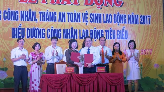 Hàng giá ưu đãi và học học bổng đến với công nhân Bắc Ninh - 3