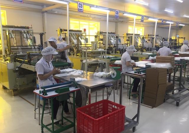 Tất cả các địa chỉ sản xuất của công ty đều bảo đảm yếu tố xanh - sạch - đẹp