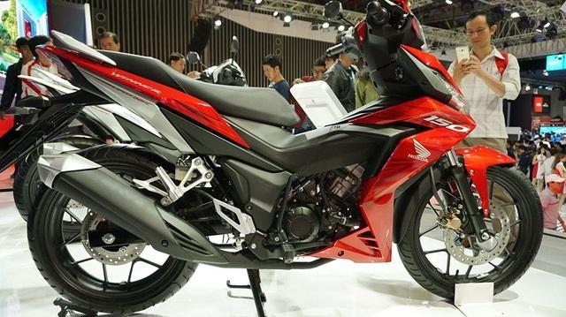 """Yamaha Exciter giữ """"ngôi vua"""" phân khúc côn tay tại Việt Nam - 3"""