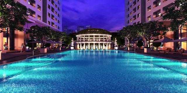 Hồ bơi Paradise Pool