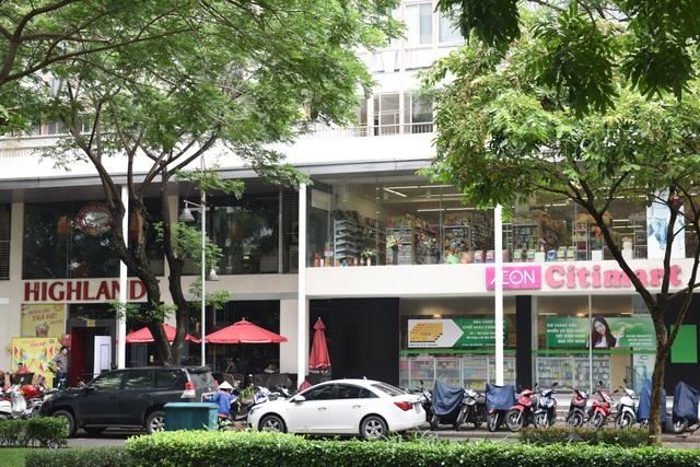 Chào bán cửa hàng thuộc công trình có ba mặt tiền kinh doanh - 3