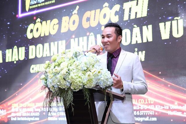 Ông Lê Ngọc Hưng cho biết cuộc thi là dịp để giới thiệu và giao lưu văn hoá Việt Nhật