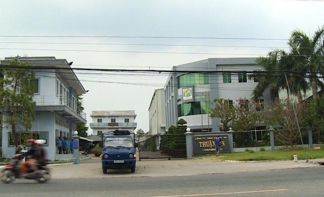 Trụ sở Công ty Thuận An