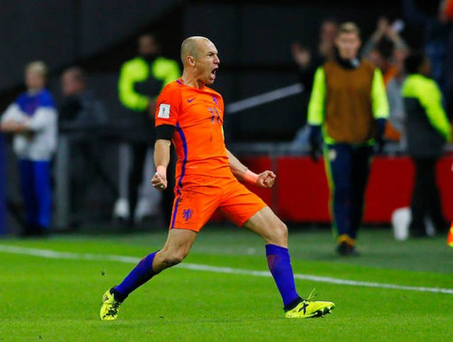 Hà Lan vẫn nằm ở hạng A ở UEFA Nations League