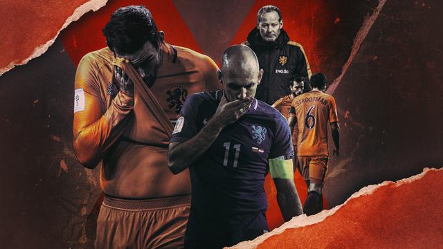 Nền bóng đá Hà Lan trở nên quá lạc hậu
