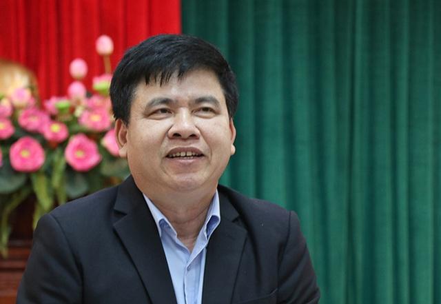 Ông Trần Xuân Hà - Phó Ban Tuyên giáo Thành ủy Hà Nội