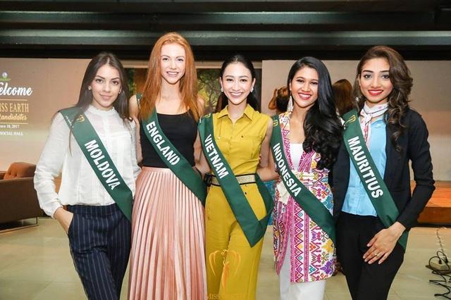 Những kết quả đạt được cộng với sự thể hiện rất tốt trong các hoạt động bên lề, các phần thi phỏng vấn, sự thể hiện qua những chương trình sự kiện bên lề đã góp phần giúp đại diện Việt Nam có tên trong hầu hết các bảng xếp hạng, dự đoán thành tích Miss Earth 2017.