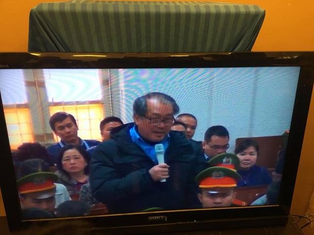 Phạm Công Danh xuất hiện trong phiên xử Hà Văn Thắm