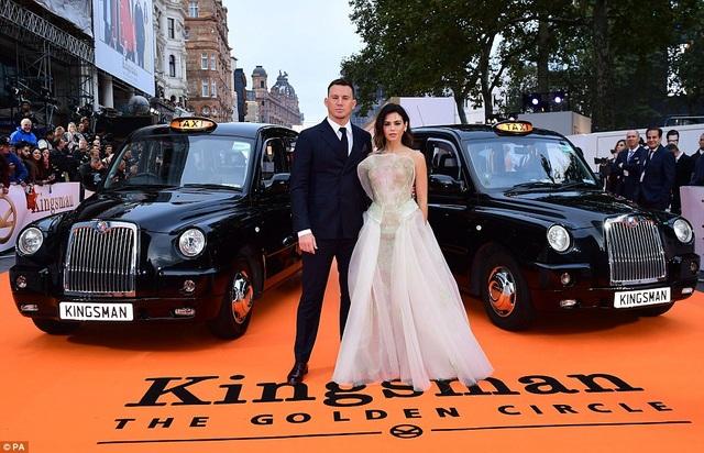 Jenna Dewan Tatum và chồng nên duyên từ phim Step up cách đây hơn chục năm