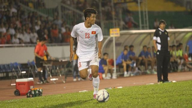 Đức Chinh chưa chắc suất đá chính ở đội U20 Việt Nam (ảnh: Trọng Vũ)