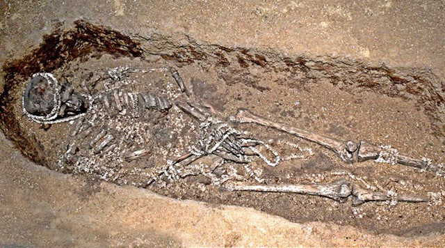 Con người đã tránh giao phối cận huyết từ 3.000 năm trước - 1