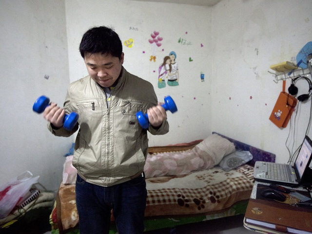 Hầm trú bom trở thành nhà ở của cả triệu người dân Bắc Kinh - 5