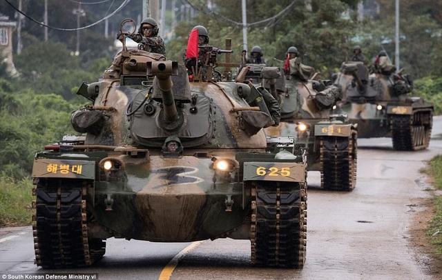 Mục đích của cuộc tập trận là nhằm tăng cường khả năng ứng khó cũng như sẵn sàng chiến đấu của quân đội Hàn Quốc trong bối cảnh căng thẳng trên bán đảo Triều Tiên ngày càng có xu hướng leo thang.