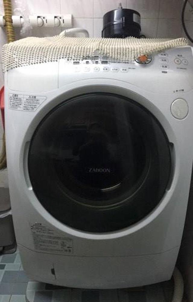 Nhiều người còn bỏ ra 20-30 triệu đồng để mua một chiếc máy giặt cũ của Nhật về dùng