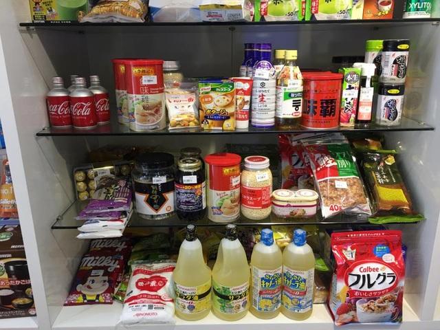Hàng Nhật hiện nay tràn ngập trên thị trường Việt