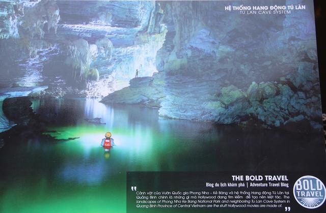 """Blog du lịch khám phá THE BOLD TRAVEL: """"Cảnh vật của Vườn quốc gia Phong Nha – Kẻ Bàng và hệ thống hang động Tú Làn tại Quảng Bình chính là những gì mà Hollywood đang tìm kiếm để tạo nên kiệt tác"""""""