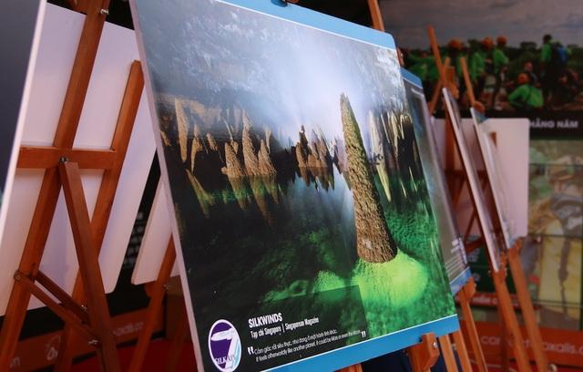 """Bức ảnh của tác giả SILWINDS Tạp chí Singgapore: """"Cảm giác rất siêu thực, như đang ở một hành tinh khác"""""""