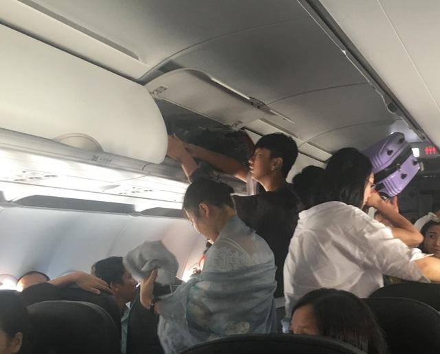 Hành khách gây rối sẽ bị cấm bay có thời hạn (ảnh minh họa)