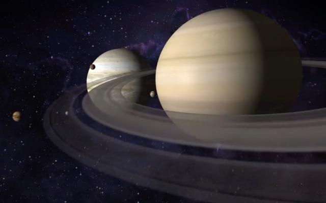 Các nhà khoa học cho rằng, các bằng chứng đều chỉ hướng đến việc tồn tại sự sống trên mặt trăng của sao Thổ.
