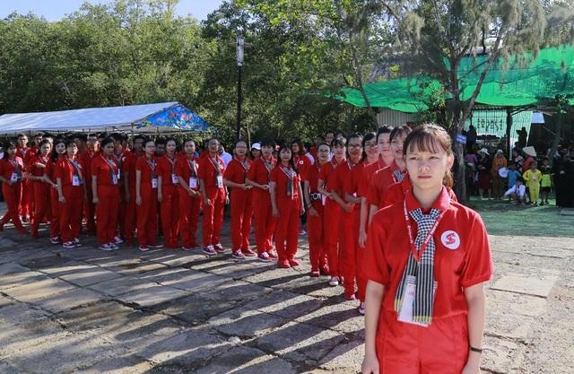 Lễ xuất quân Hành trình đỏ ở phía Nam hôm 1/7 đã giúp nhiều bệnh viện khỏi tình trạng lao đao vì thiếu máu điều trị.