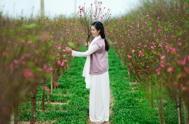 Cô gái Hà Nội hoài niệm tiếng chuông chùa Trấn Vũ của Tết xưa - 7