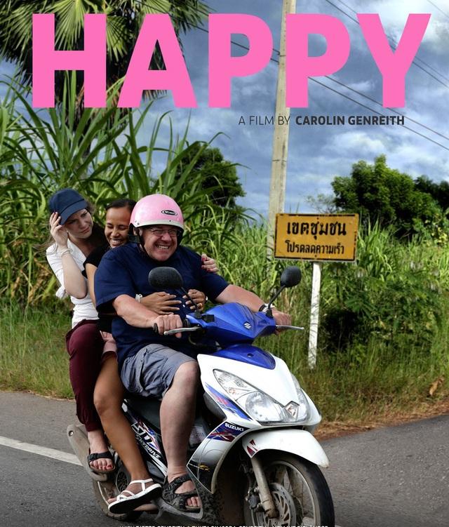 Bộ phim Happy - Hạnh phúc sẽ được công chiếu trong dịp này. Ảnh: BTC.