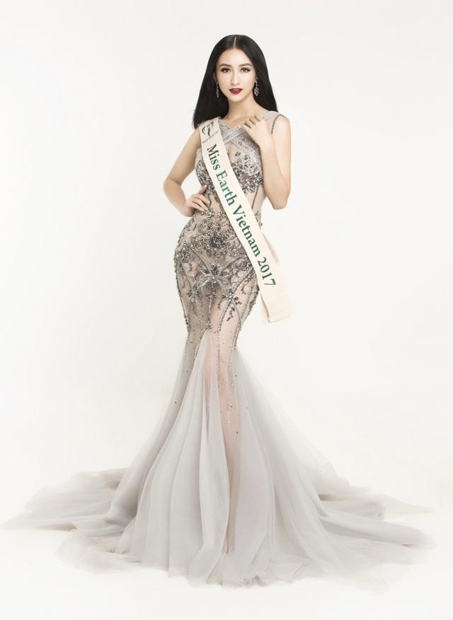 Hà Thu của Việt Nam được Missosology dự đoán là Hoa hậu Trái đất 2017 - 12