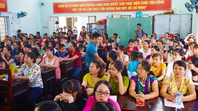 """600 phụ nữ đã tham dự hội thảo """"Nàng quyến rũ bởi vì nàng độc lập"""" - 4"""